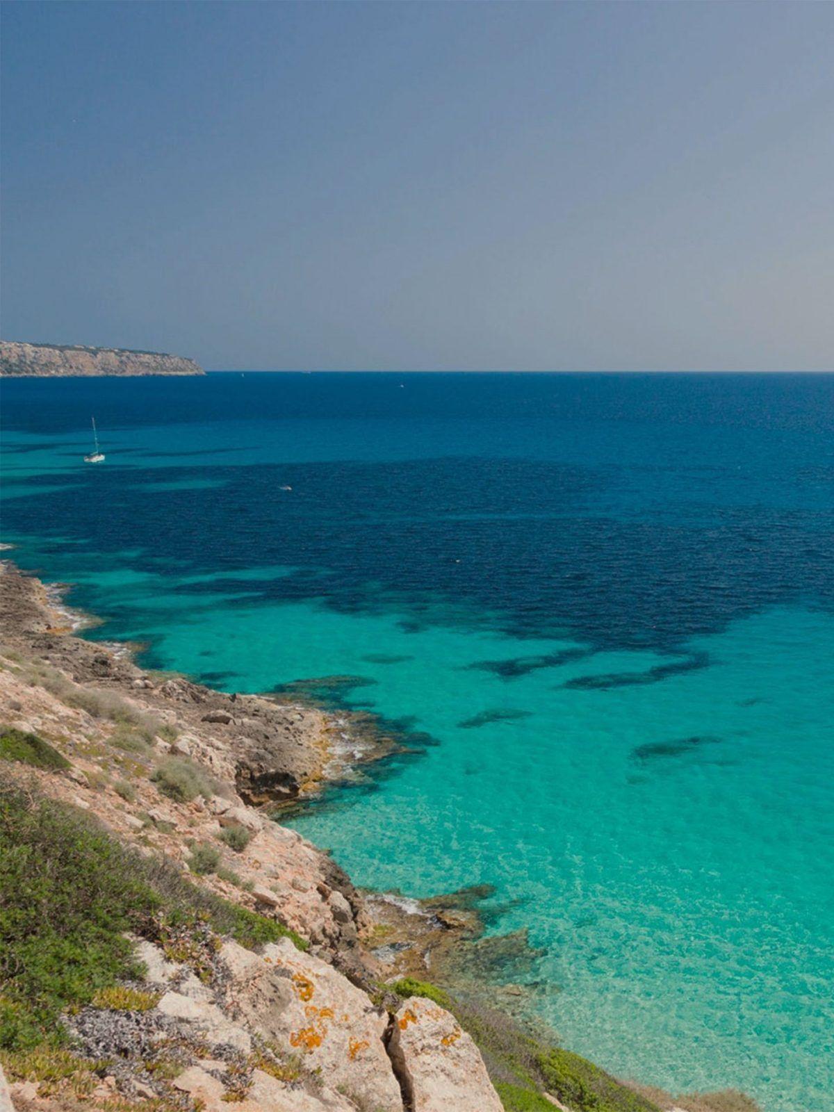 Sea views Cap Rocat