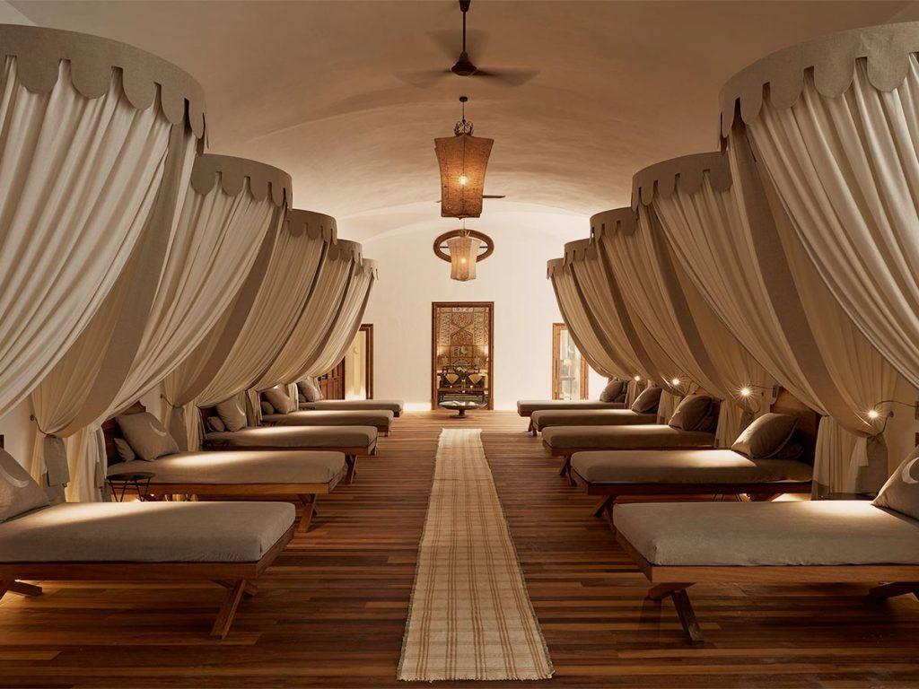 Masajes y relajación