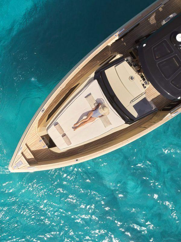 Boat trip aboard CR, the new boat of Cap Rocat.