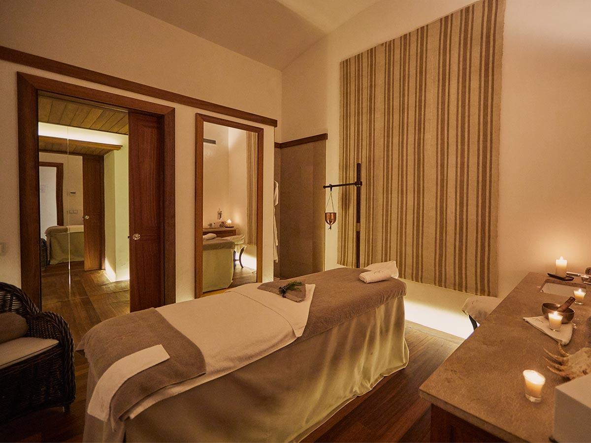 massage room Spa Cap Rocat