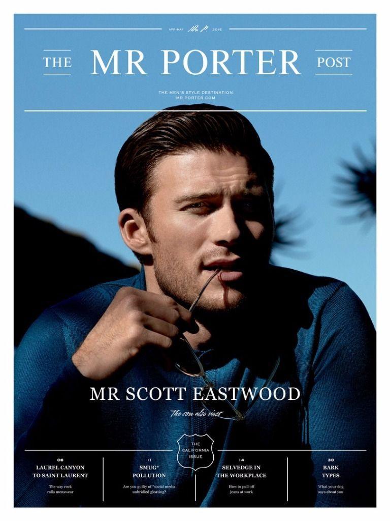 Mr Porter magazine